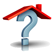 Question Mark Roof Icon