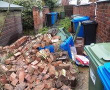 Landlords insurance -Storm Doris hits Cheadle SK8
