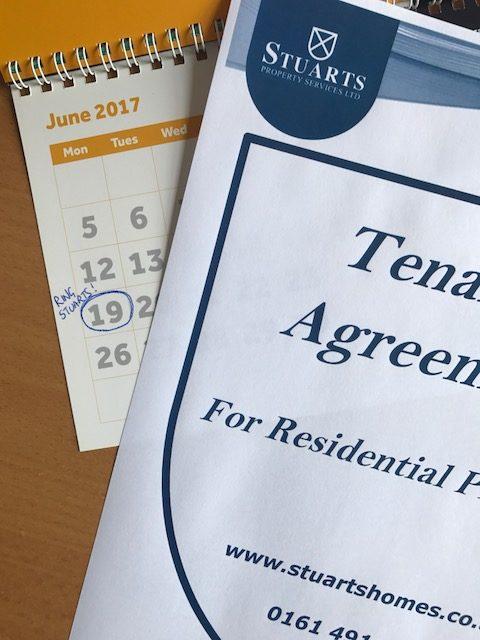 2017 Tenancy Agreements