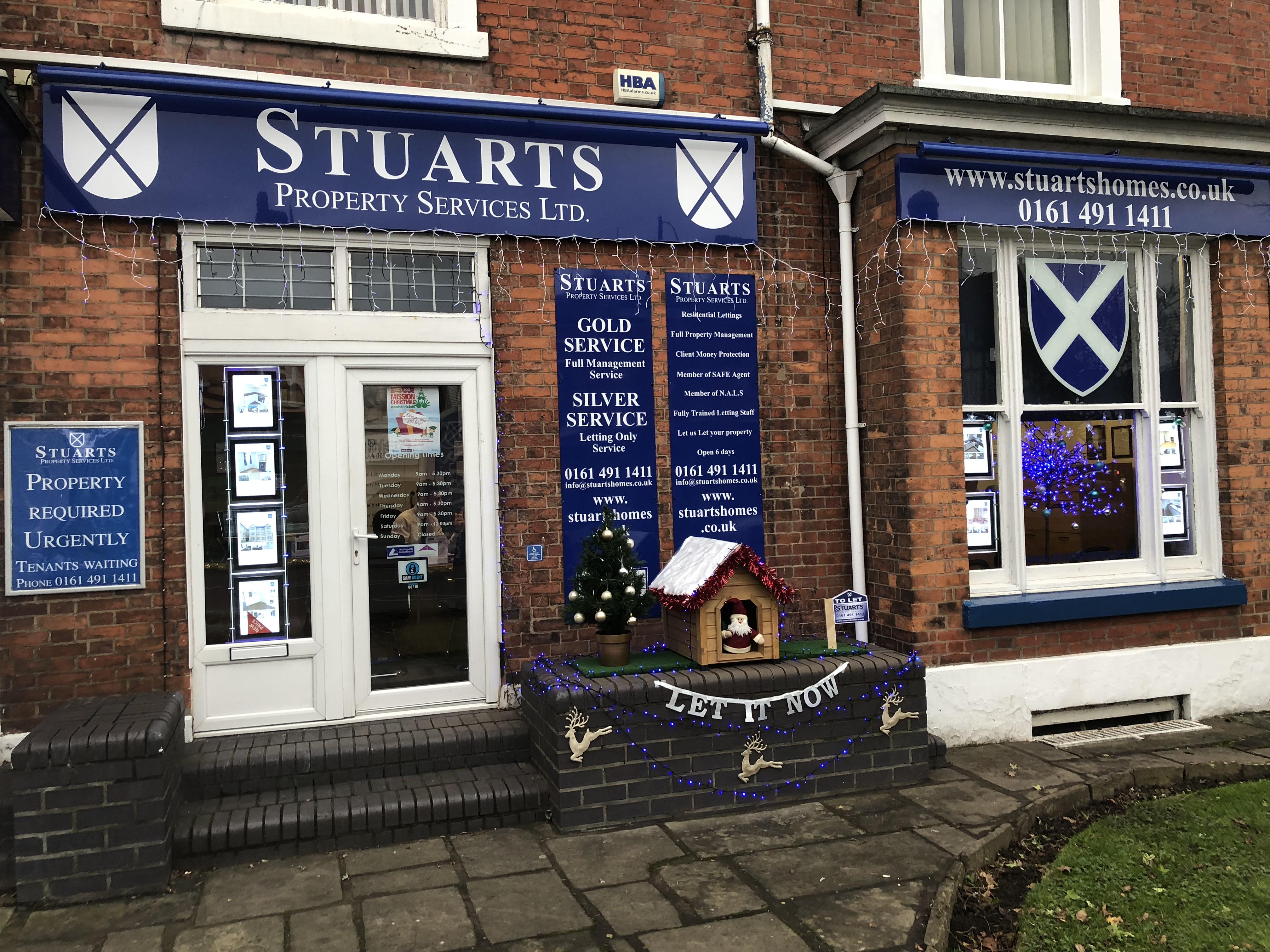 Stuarts Property Services Ltd Cheadle