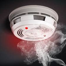 Smoke alarm with smoke SK8 1PY